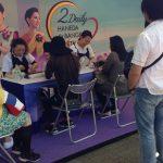 タイ・フェスティバル2014 タイ国際航空様出展ブースでネイルサービスをご提供してきました!